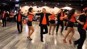 Fin De Curso 2013  14 Coreograf U00eda Salsa En Linea Medio  Chechu Y Bili