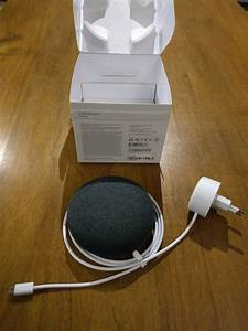 Google Home Mini Farbe : google home mini test et avis la domotique de sarakha63 ~ Lizthompson.info Haus und Dekorationen