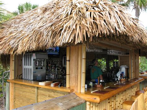 wel come to palm huts florida tiki huts tiki bars page 2 - Tiki Hut