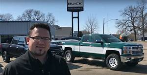 Retro Chevy Truck Seller Has Bow Tie In His Blood