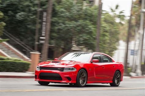2016 Dodge Charger Srt Hellcat Review