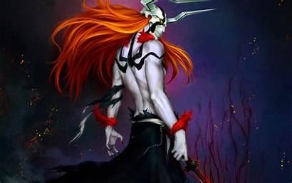 Bleach Ichigo Anime Vasto Lorde Wallpapers Kurosaki