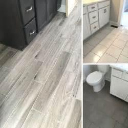 wood tile bathroom floor more recent floor tile installs wood tile concrete