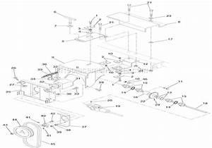 Ariens 924507 Parts List And Diagram
