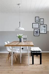Holz Mit Wandfarbe Streichen : w nde gestalten k che ~ Markanthonyermac.com Haus und Dekorationen