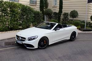 Mercedes Class S : 2017 mercedes benz s class cabriolet first drive review ~ Medecine-chirurgie-esthetiques.com Avis de Voitures