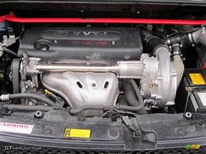 2008 Scion Xb Standard Xb Model 2 4 Liter Supercharged Dohc 16v Vvt