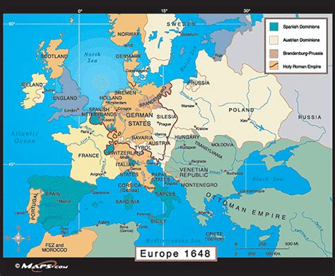1648 In Europe