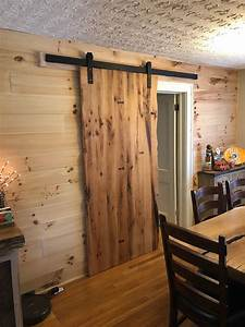 Buy, Hand, Made, Live, Edge, Oak, Barn, Door, Made, To, Order, From, Timbers, U0026, Steel, Shoppe
