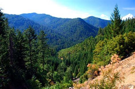 File:Siskiyou Mountains (Josephine County, Oregon scenic ...
