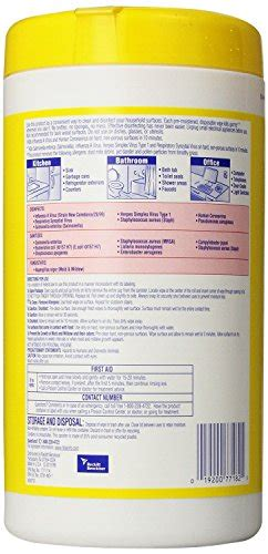 Lysol Disinfecting Wipes, Lemon & Lime Blossom, 80 Wipes