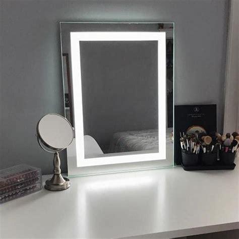 light up makeup mirror led lighted makeup mirror keller international