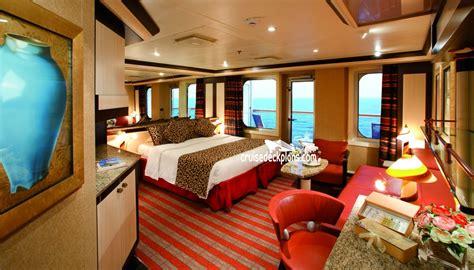 cabine costa serena costa serena suite stateroom