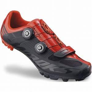 Specialized S-Works XC MTB Shoe - Team Black/Red - Bike24