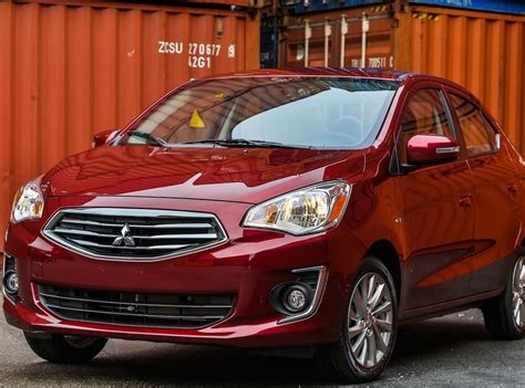 Mitsubishi 2019 : 2019 Mitsubishi Mirage Redesign And Improvements