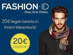 Gutschein Fashion Id. fashion id 15 gutschein f r alle