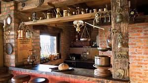 Decoracion rustica de cocinas para admirar y como ideas for Decoracion rustica