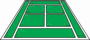 Pin Tennis Court Dimensions Metric on Pinterest
