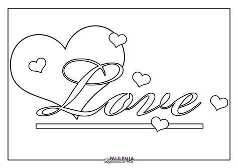 Malvorlagen Herzen Und Liebe Zum Drucken