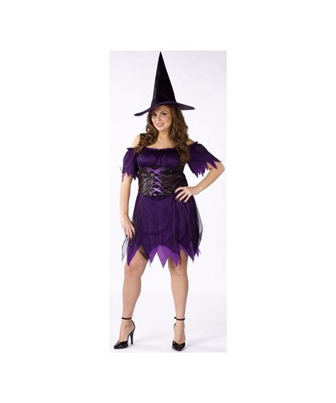 how to make a size witch for dark witch plus size adult costume women costumes