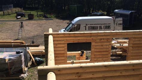 cabin max tallinn estonian log cabins