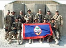 Members of Echo Company, 1st Battalion, 294th Infantry