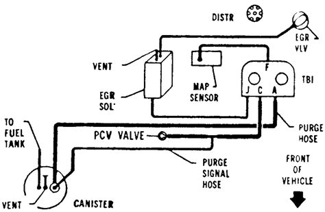 2003 Tahoe Vacuum Diagram by Repair Guides