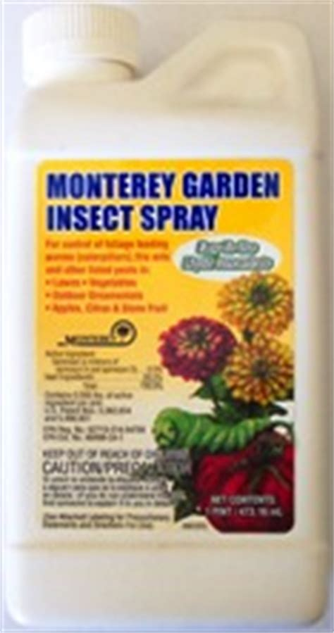 monterey garden insect spray tree shrub chemicals at cooperseeds