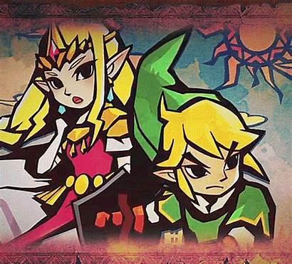 Zelda Waker Wind Legend Princess Grown Link