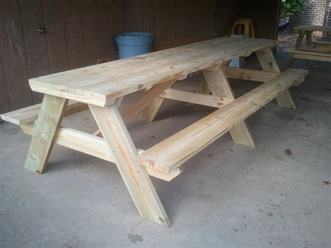 picnic tables jays custom creations