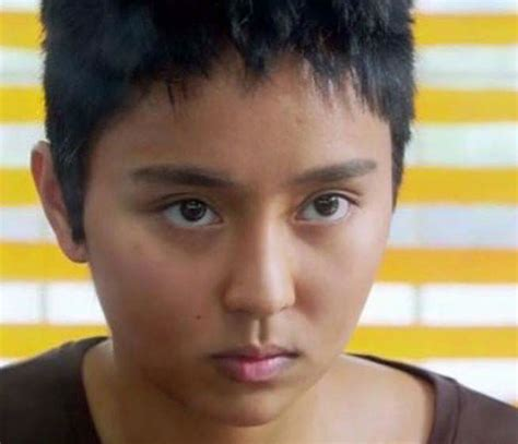 kathryn bernardo worth feel or fail kathryn bernardo with boyish short hair