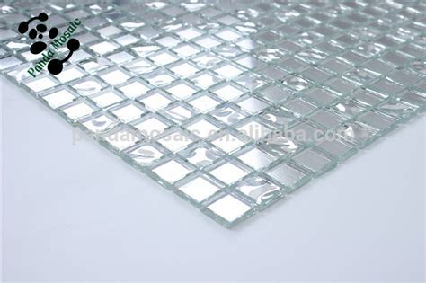Smg14 Luxury Color Mosaic Adhesive Glass Mirror Mosaic