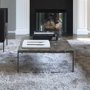 porto rectangle emperador marble coffee table With large square marble coffee table