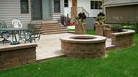 best patio and fire pit design ideas Brick Fire Pit Ideas That You Already Knew   Fire Pit ...