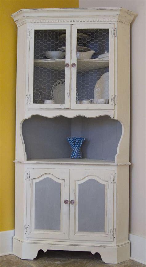 corner hutch for kitchen 25 best ideas about corner hutch on white