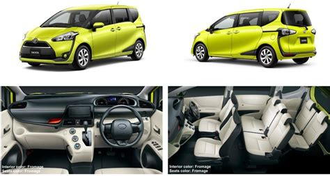 Toyota Sienta Hd Picture by New Toyota Sienta Back Front Picture Rear View Photo