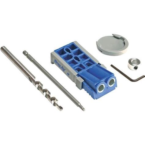 Kreg R3 Jr Pocket Hole Jig System * Wood Crafters Tool Talk