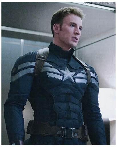Evans Chris Rogers Steve Captain America Suck