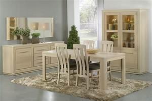 Salle a manger photo 6 10 mobilier en bois naturel for Meuble de salle a manger avec meuble salle a manger en bois