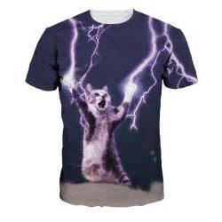 laser cat t shirt t shirt shirt unisex kitten lightning cat laser cats