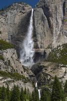 Yosemite Falls California United States World