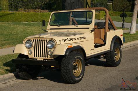jeep golden eagle interior 1979 jeep golden eagle cj7