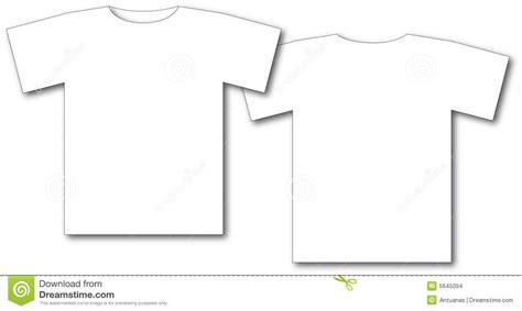 immagini da stare su magliette due magliette bianche immagini stock immagine 5645094
