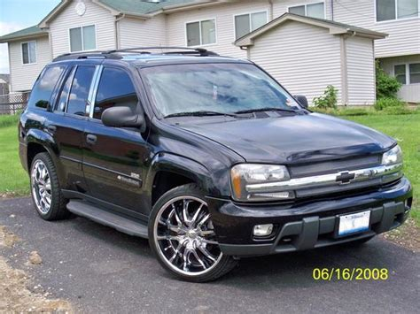 Miggymigs 2003 Chevrolet Trailblazer Specs, Photos