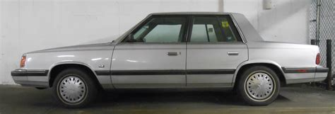 The Chrysler K-Car Club • View topic - 1986 Plymouth ...