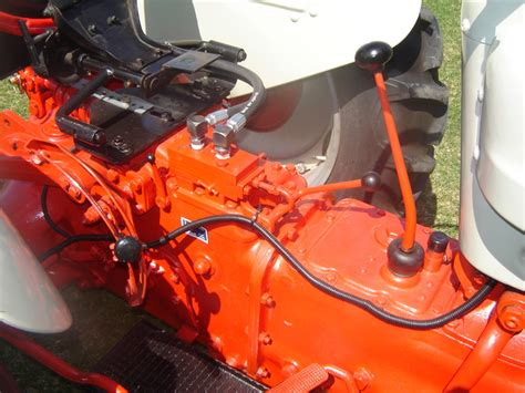 rare dual remote hydraulics    yesterdays tractors