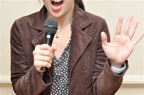 How To Overcome Stage Fright While Singing 5 Steps