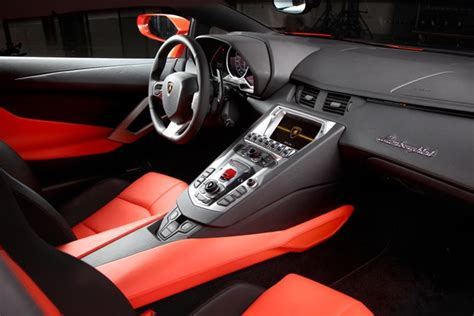 2012 Lamborghini Aventador Supercar Concept