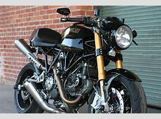 Moto Wheels' Custom Ducati Sport 1000 autoevolution