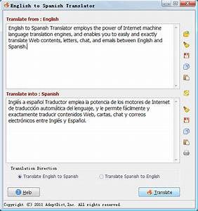 white smoke software With english to spanish document translation services